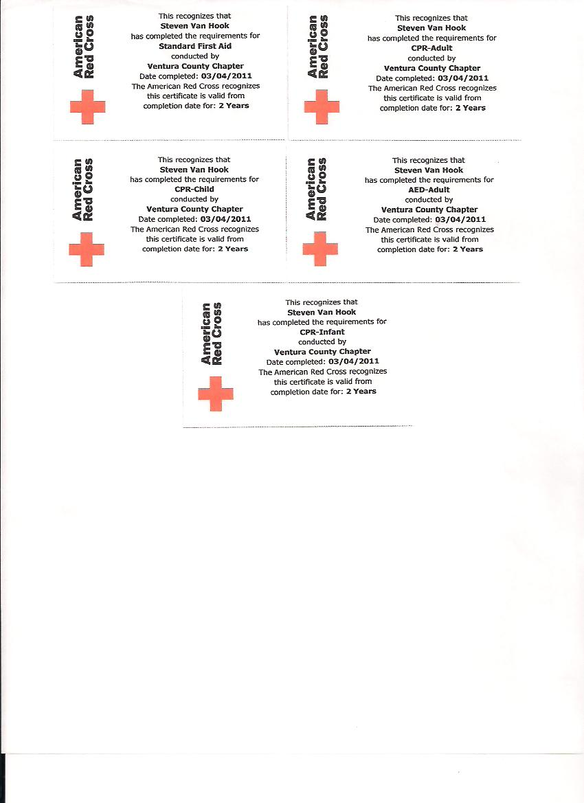 Red cross cpr certification online arc digital cert 1betcityfo Gallery